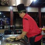 Chef at Kyoto