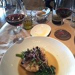 Great food and wine