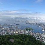 Bild från Mount Hakodate