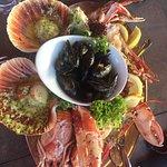 Foto de Fjellskaal Seafood Restaurant