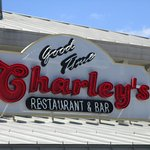 Outside of Good Time Charley's
