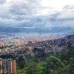 Foto Medellin Metrocable