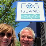 Can't visit Fog Island without breakfast at Fog Island Cafe!