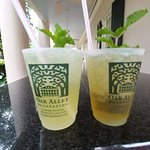 Mint Julips and Bourbon Twist
