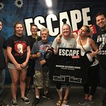 The Aztec Force - with 15 minutes left!