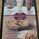 Foto di Country Corner Cafe