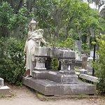 Grave site at Bonaventure