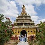 Sayadaw pagoda