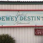 Dewey Destin's Foto