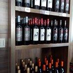 Loja para compra dos vinhos