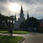 View from Jackson Square.