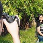 Take turn - Sri Nahkhon Khuen Khan Park & Botanical Garden