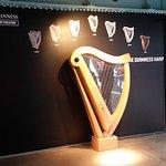 Bild från Guinness Storehouse