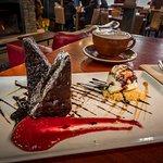 Chocolate Brownie Dessert!