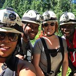 Fun times at Canopy Tours NW