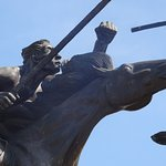 Pantano de Vargas  Monumento a los 14 lanceros – fotografija