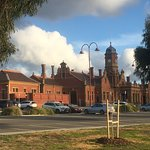 Maryborough Railway Station Foto