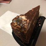 open the box and a Cake was mould