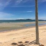 Beach around Jomtien