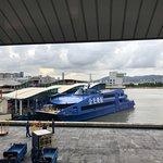 Docking in Macau