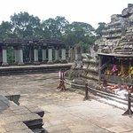 Billede af Baphuon-templet