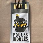 Zdjęcie Poules Moules