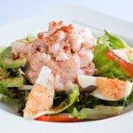 Prawn & Egg Salad