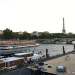 view from Bateaux terminal