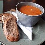 Excellent fish soup