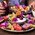 Fruit forest & Yoghurt