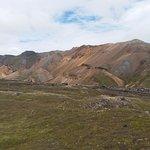 Bilde fra Landmannalaugar
