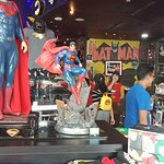 Foto de DC Comics Super Heroes Cafe