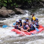 Whitewater trip