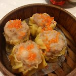 Shumai at our first stop, which was a dim sum restaurant