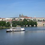 The Castle, view from Charles Bridge
