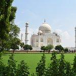 Taj Mahal by ICA
