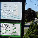 Foto de The Greenery Cafe