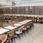Área externa do restaurante de Indaiatuba (Centro)