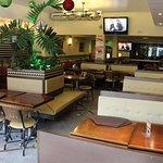 Primeiro salão do restaurante de Indaiatuba (Centro)