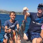 Zdjęcie Sostis & Saratonga Faliraki Fishing Trips