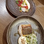 Lobster and Hake