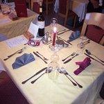 per cena stile ladino