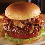 Barbecue Bacon Cheesburger