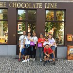 The Chocolate Line Bruges Foto