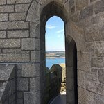 Archway with a view