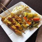 Restaurant riad dar bab todra Photo