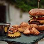 The Mangrt Burger