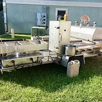 Catering our family reunion--best low country boil!