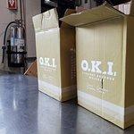 The last of the O.K.I... :(