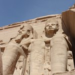 Photo of Abu Simbel Temple Complex